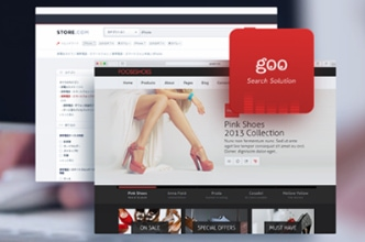 写真:goo Search Solution